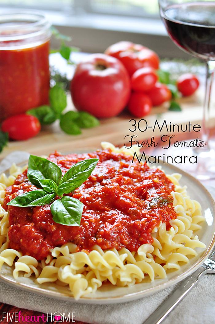 12 Fresh Tomato Recipes You Will Love