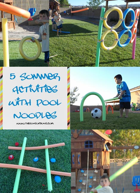 Diy Giant Lawn Games