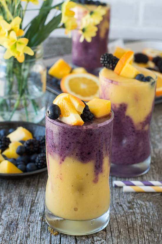 21 Healthy Fruit Smoothie Recipes