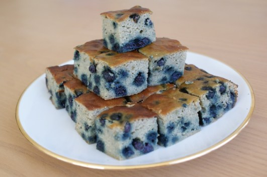 Grain Free Coconut Banana Blueberry | 25+ Gluten Free and Dairy Free Desserts