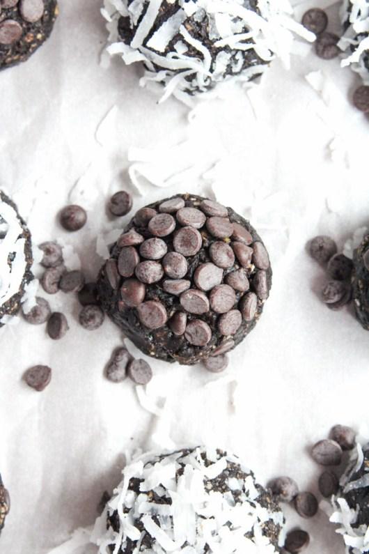 Healthy Chocolate Truffles | 25+ Gluten Free and Dairy Free Desserts
