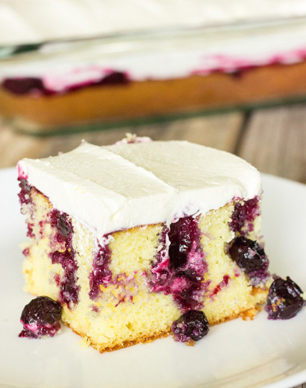 15 Delicious Poke Cake Recipes