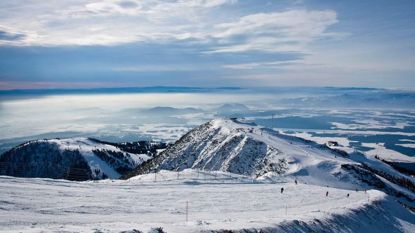 Krvavec skijanje vikend 2016 Valentinovo