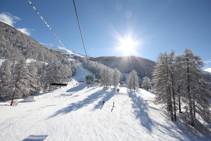Skijanje Francuska, Les Orres