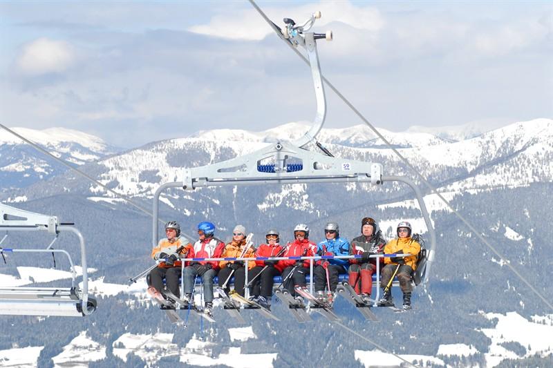 skijanje Austrija 2016