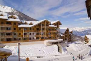 skijanje Les Orres