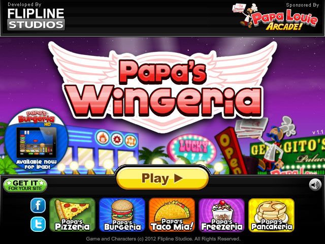 Free Online Games Serving Restaurant