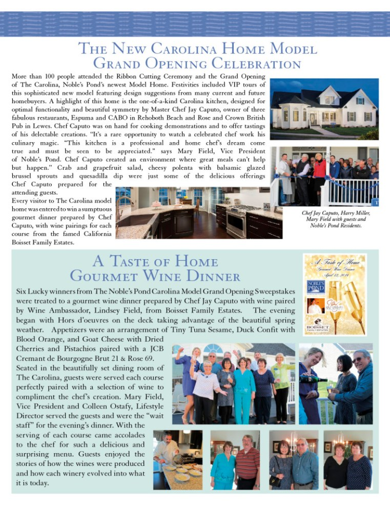 Noble's Newsletter Spring 2014 pg2