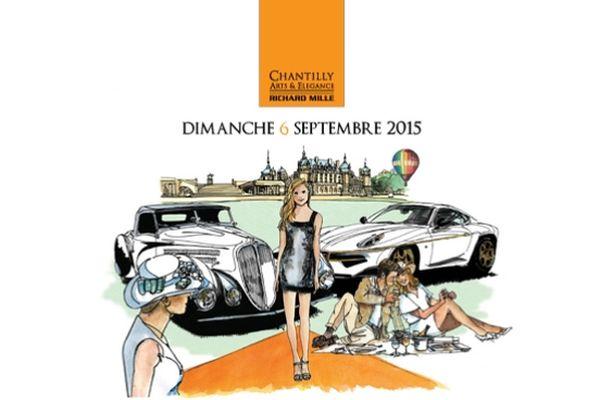 chantilly arts et elegance 11333 1   L'Alpine Célébration défilera à Chantilly Arts & Élégance