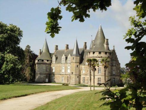 Le château de Bonnefontaine