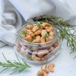 Rosemary and Maple Syrup Cashew