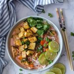 Curry Thai au Tofu