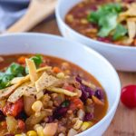 Vegan Taco Soup