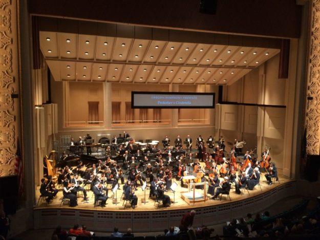 Oregon Symphony   Photo: © Charles Noble