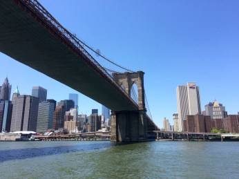 Brooklyn Bridge - Bang on a Can Marathon