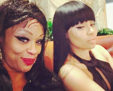 Blac Chyna's MAMA Is On Instagram Taking The KARDASHIANS SIDE . . . And Praising Them For Not Inviting CHYNA . . . To Her Own BABY SHOWER!!!