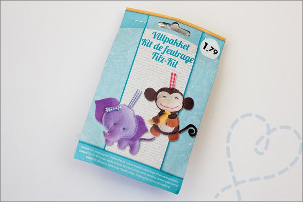 zeeman vilt olifant aap