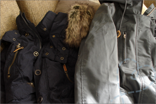 Winterjas kopen in de zomer
