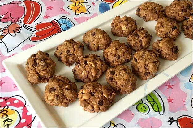 zelf gebakken koekjes