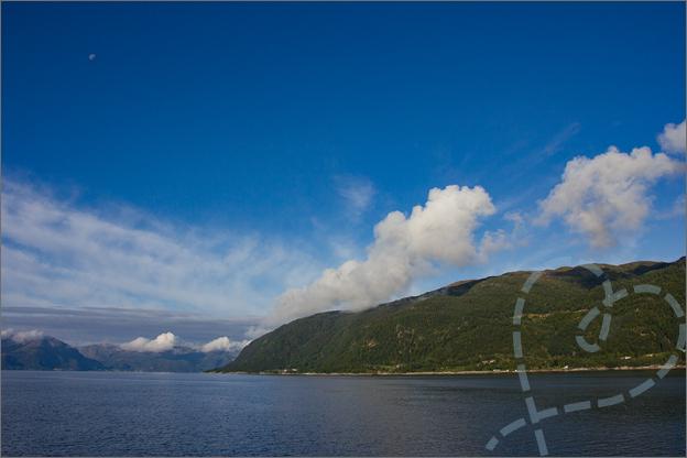 Reisverslag Noorwegen Sognefjord king of the fjords