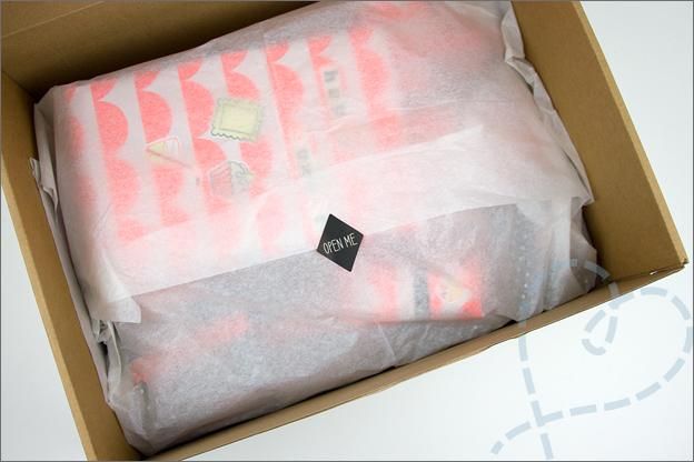 Cadeautjes in een doos