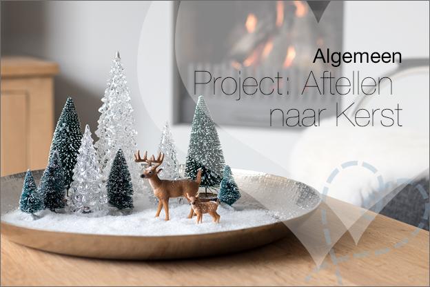 project aftellen naar kerst