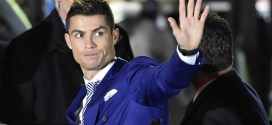 Ronaldo leaves Real Madrid