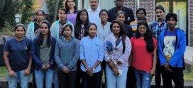 নেদারল্যান্ডসে বাংলাদেশ নারী ক্রিকেট দলকে সংবর্ধনা