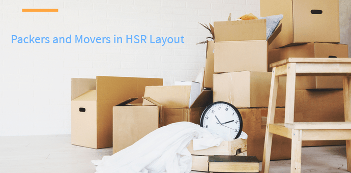 Packers and Movers in HSR Layout Bangalore