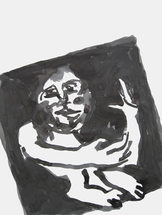 Malevich Luftgitarre