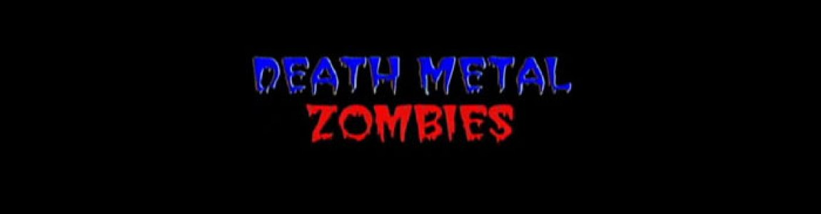 EPISODE 16: DEATH METAL ZOMBIES (1995)