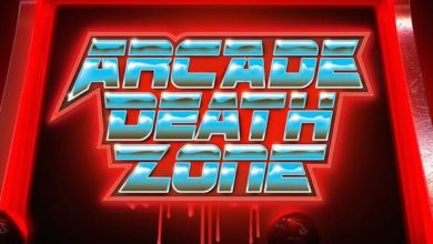 DIRECTOR JOHN F. MORRISON WANTS TO TAKE US TO THE 'ARCADE DEATH ZONE!'