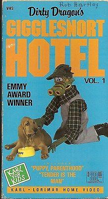 gigglesnort-hotel-volume-1-vhs-bill-jackson-dirty-dragon-puppets-tv-show-e7a97567731552593b0632f154c9b25a