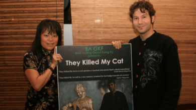 [THE VIDEO TOASTER] POCKET NINJAS (1997) + PREMUTOS (1997) + THEY KILLED MY CAT (2009)