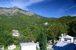 Petricaghiu e Nucariu depuis le cimetière