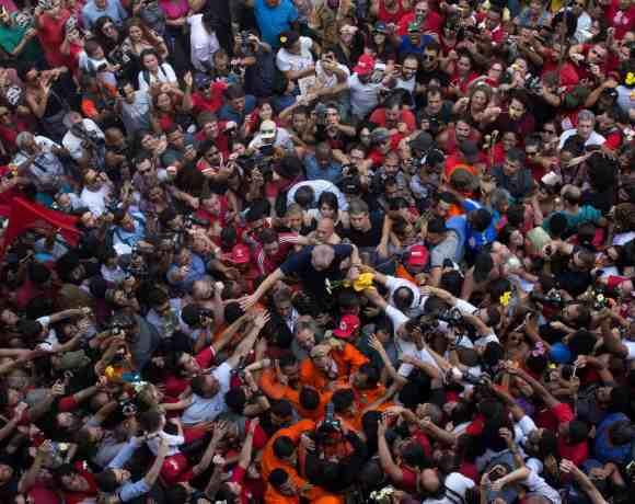 Lula pesquisas eleitorais
