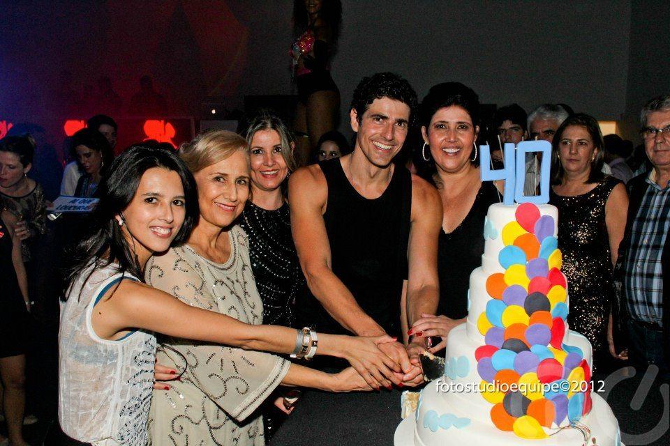 Aniversário de Reynaldo Gianecchini