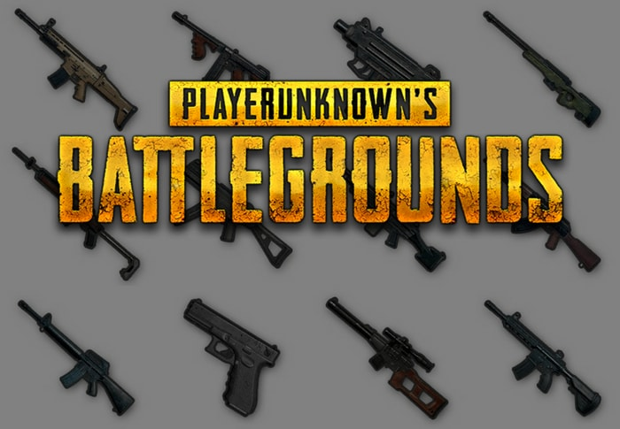 The Ultimate PUBG Weapon Guide Including All New Weapons