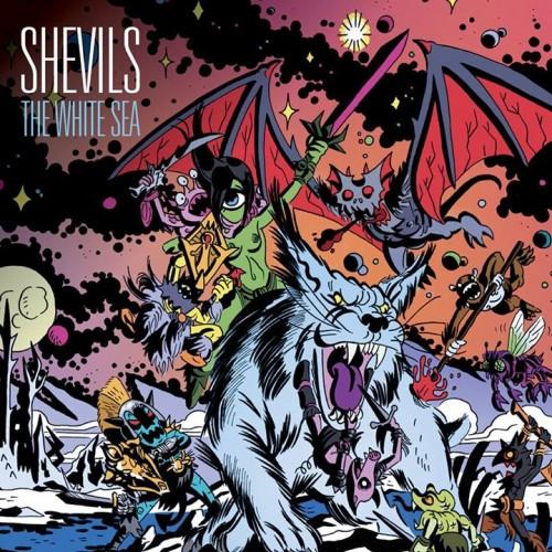 Shevils-The White Sea