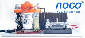 NOCO SHOP  CURTIS Programmable DC SepEx Motor Controller