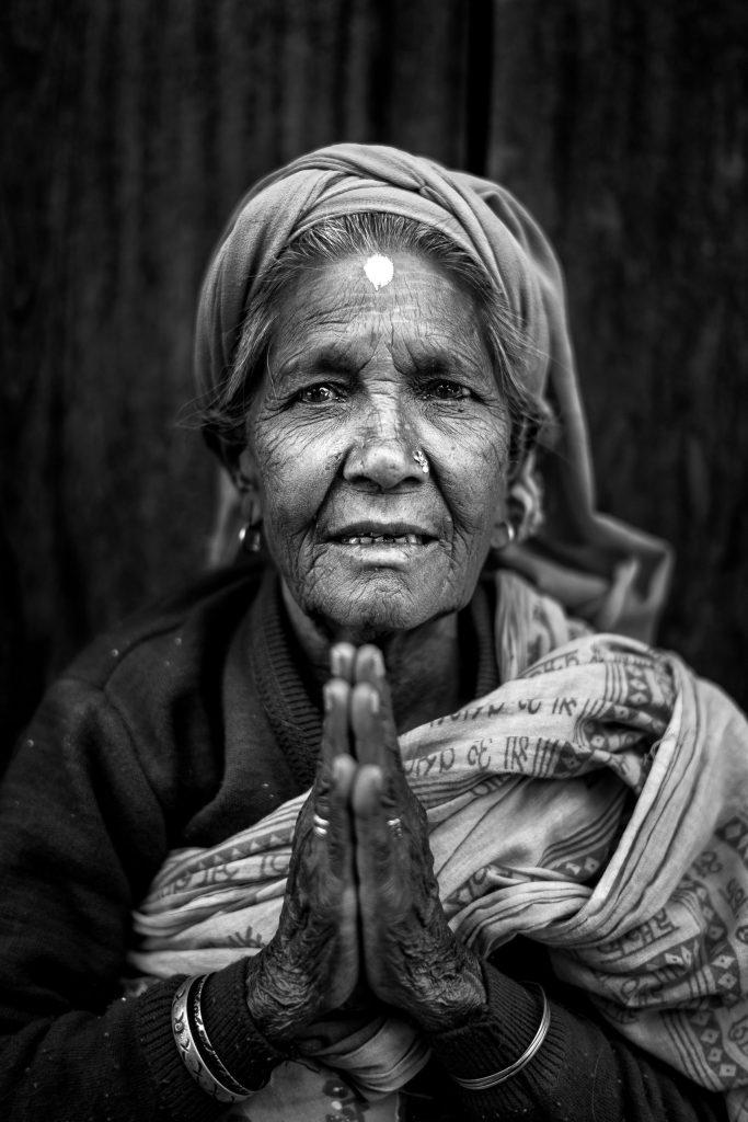 9) Praying for time