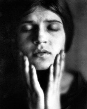 Edward Weston, Ritratto di Tina Modotti, Messico, 1923