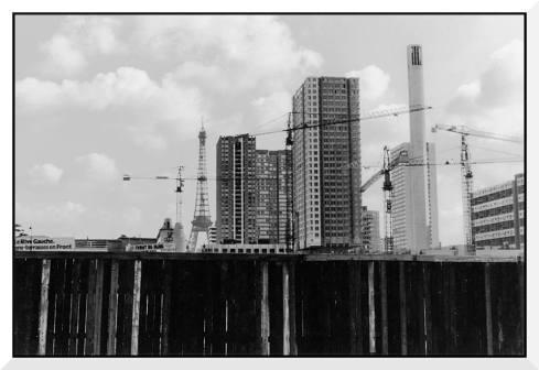 """© Giorgio Rossi. """"Scacco alla Torre"""""""