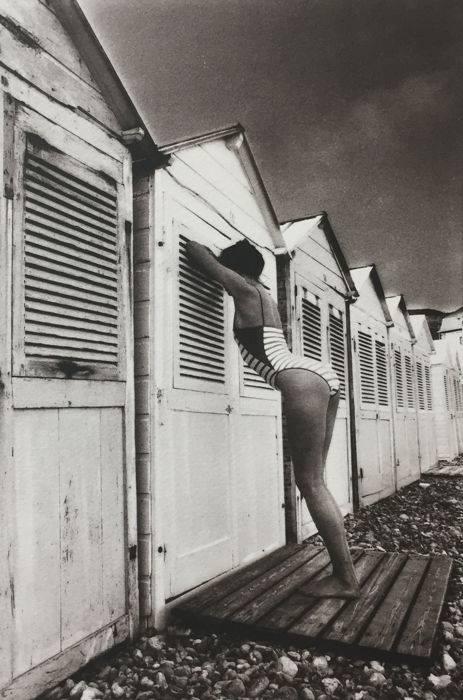 "© Jeanloup Sieff. ""Intimode"", ""Livia n°12"""
