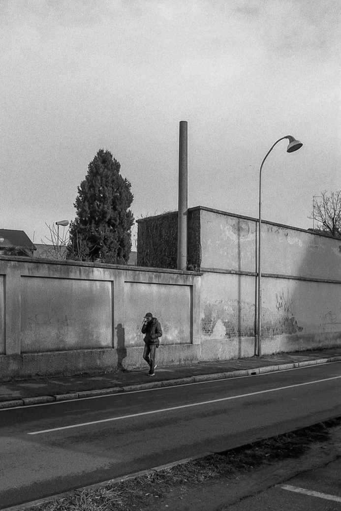 © Domenico Cichetti. Trittico (Leica M2 + Canon 35mm f2 LTM – FomaPan 200)