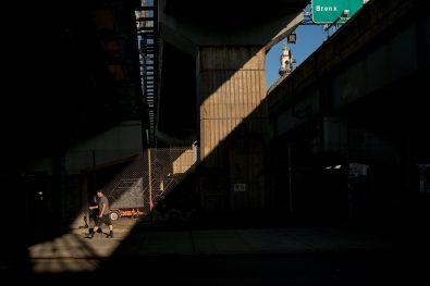© Mauro Benedetti. Singularity: New York.