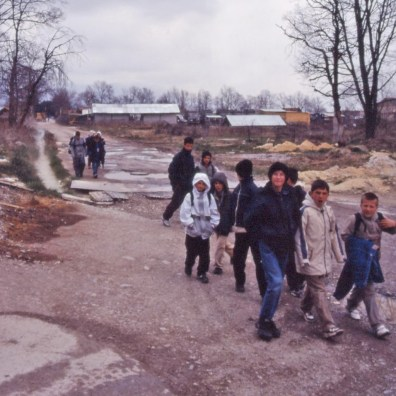 © Enzo Memoli. Le ferite del Kosovo