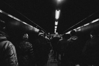 @ Gabriele Lopez. Subway.