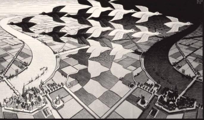 © Maurits Cornelis Escher