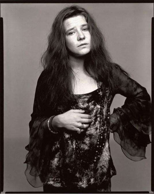 Richard Avedon. Janis Joplin